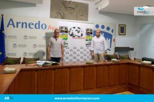 Subida a Arnedillo 2019 - Rueda de prensa
