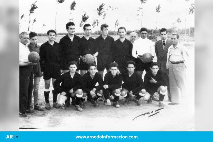 Club Deportivo Arnedo, 1956