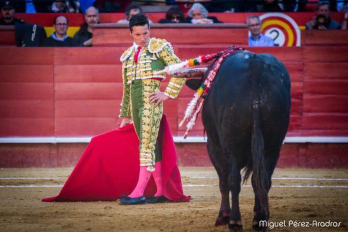 Diego Urdiales en la pasada Feria de Fallas