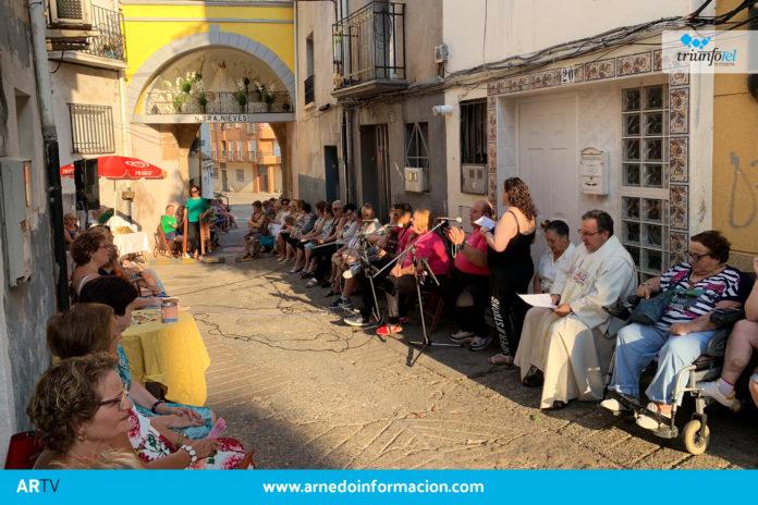 Fiesta del barrio Virgen de las Nieves