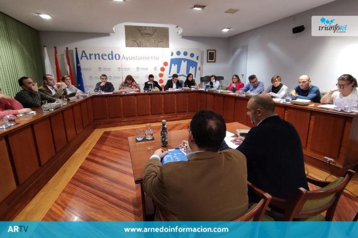 Pleno Ayuntamiento de Arnedo