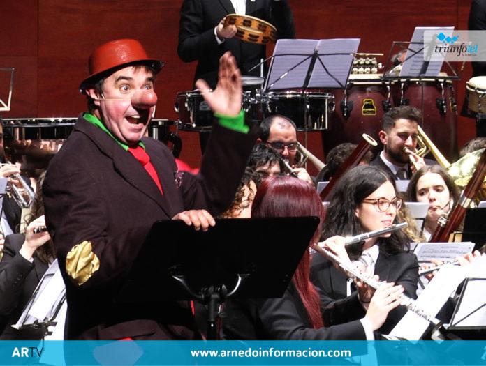 Concierto de Navidad de la Agrupación musical Santa Cecilia de Arnedo