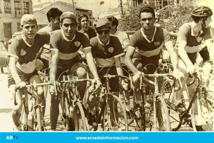 Carrera ciclista en Arnedo el 17 de junio de 1963