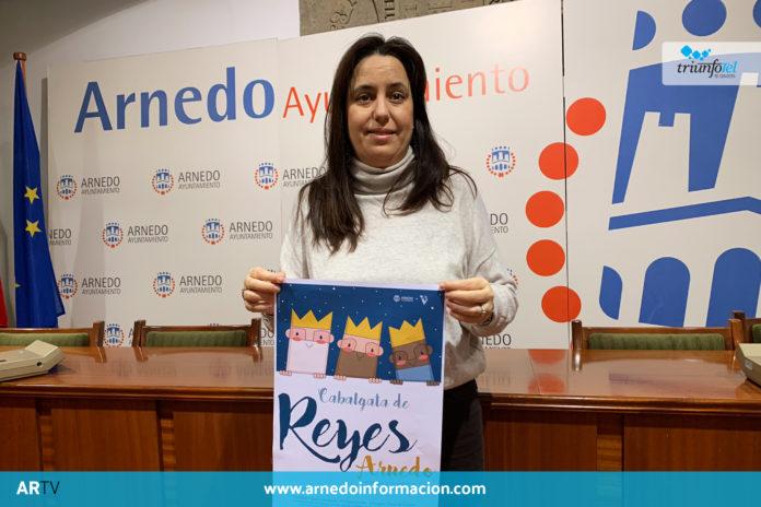 Maria Jesús Zapata, concejala de cultura del Ayuntamiento de Arnedo