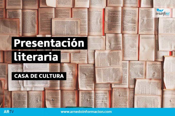 La Casa de Cultura presenta el libro Rescoldo Blanco de Luna