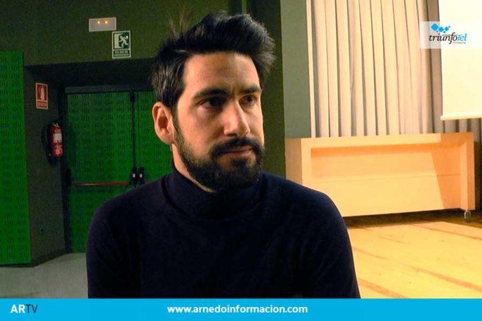 Vuelve a Arnedo el taller de teatro, Javier Martínez Losa