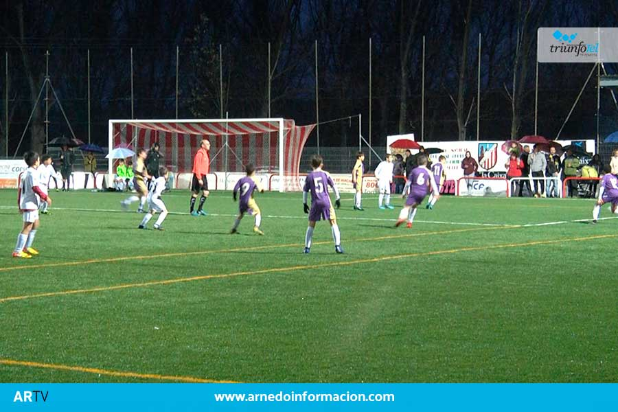 La Localidad ha sido la capital del fútbol base durante este puente. Ha celebrado la edición 22 de un torneo que ha contado con 101 equipos inscritos de 33 clubs
