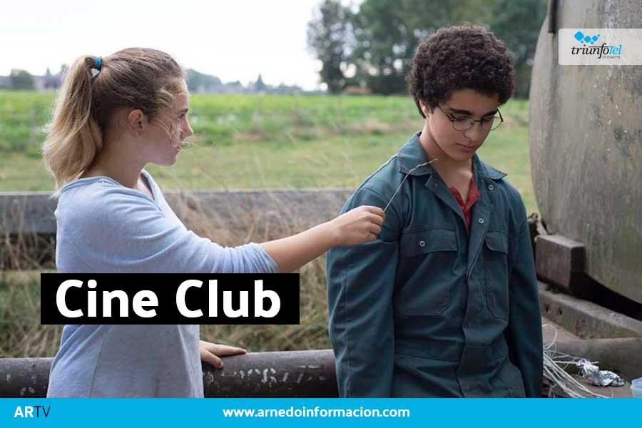 el cineclub proyecta la película el joven ahmed