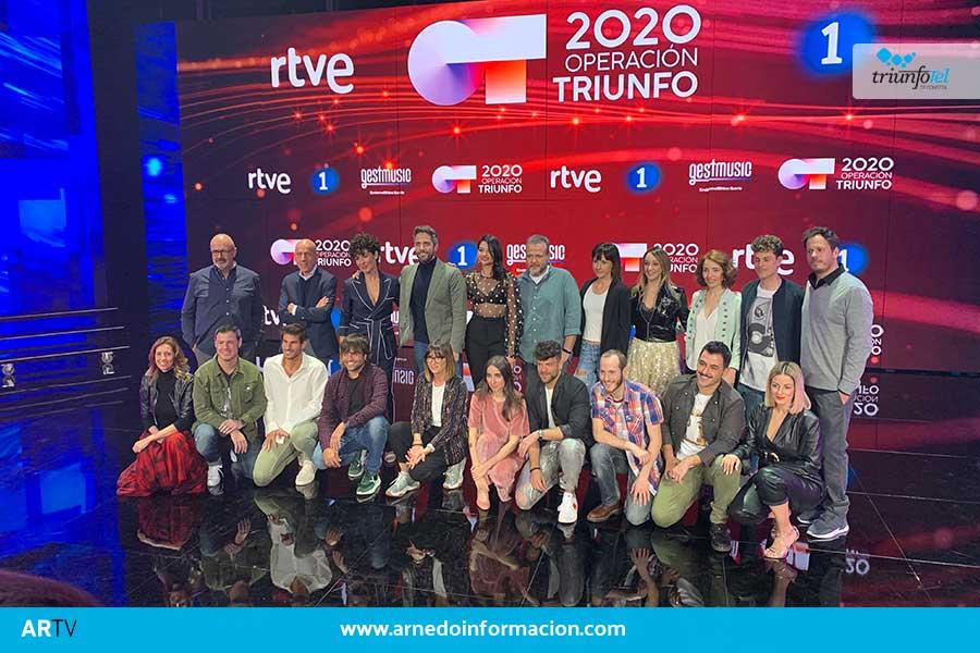 Esta es la empresa arnedana que va a participar en Operación Triunfo 2020