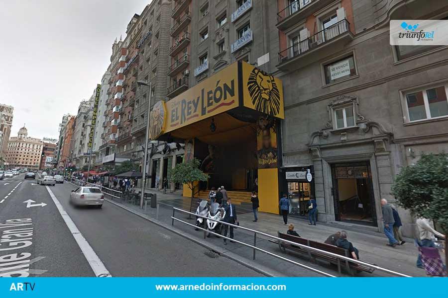 Mujer Actual prepara viaje a Madrid para ver el rey león
