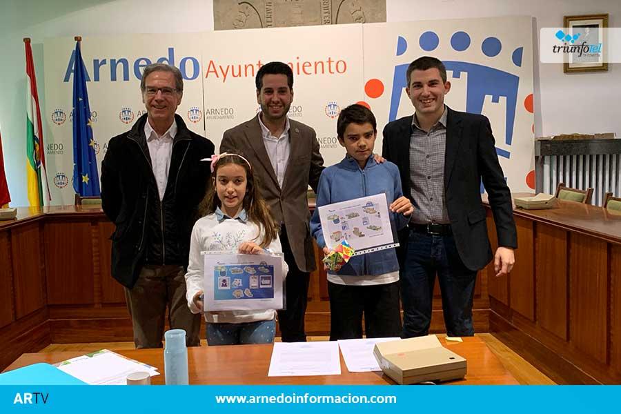 El Ayuntamiento y Aqualia entregan los premios del XVII concurso de dibujo