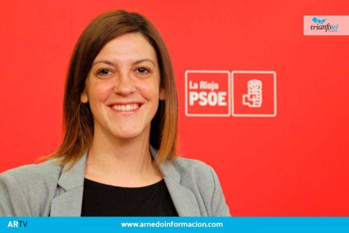 María Marrodán es la nueva Delegada del Gobierno en La Rioja