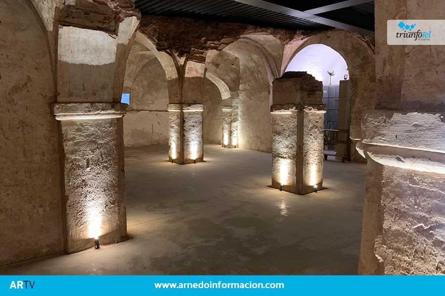 """Ramón Ruiz publica en """"Arquitectura Viva"""" la obra de restauración del Monasterio de Vico"""