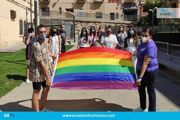 El consejo de la juventud reivindica el orgullo LGTB