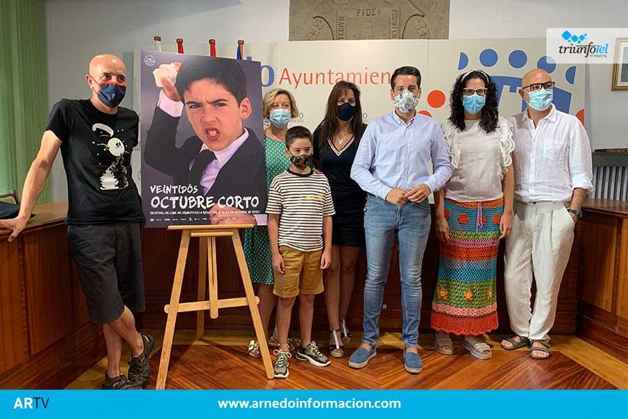 Octubre Corto homenajea a José Luis Cuerda en el cartel de la XXII edición