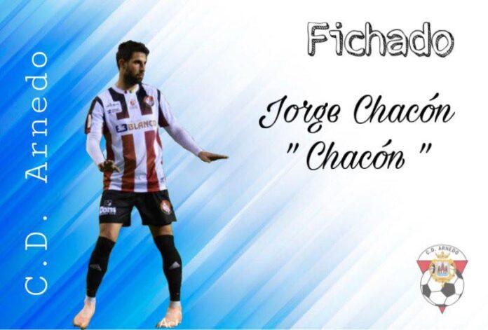 Jorge Chacón CD Arnedo