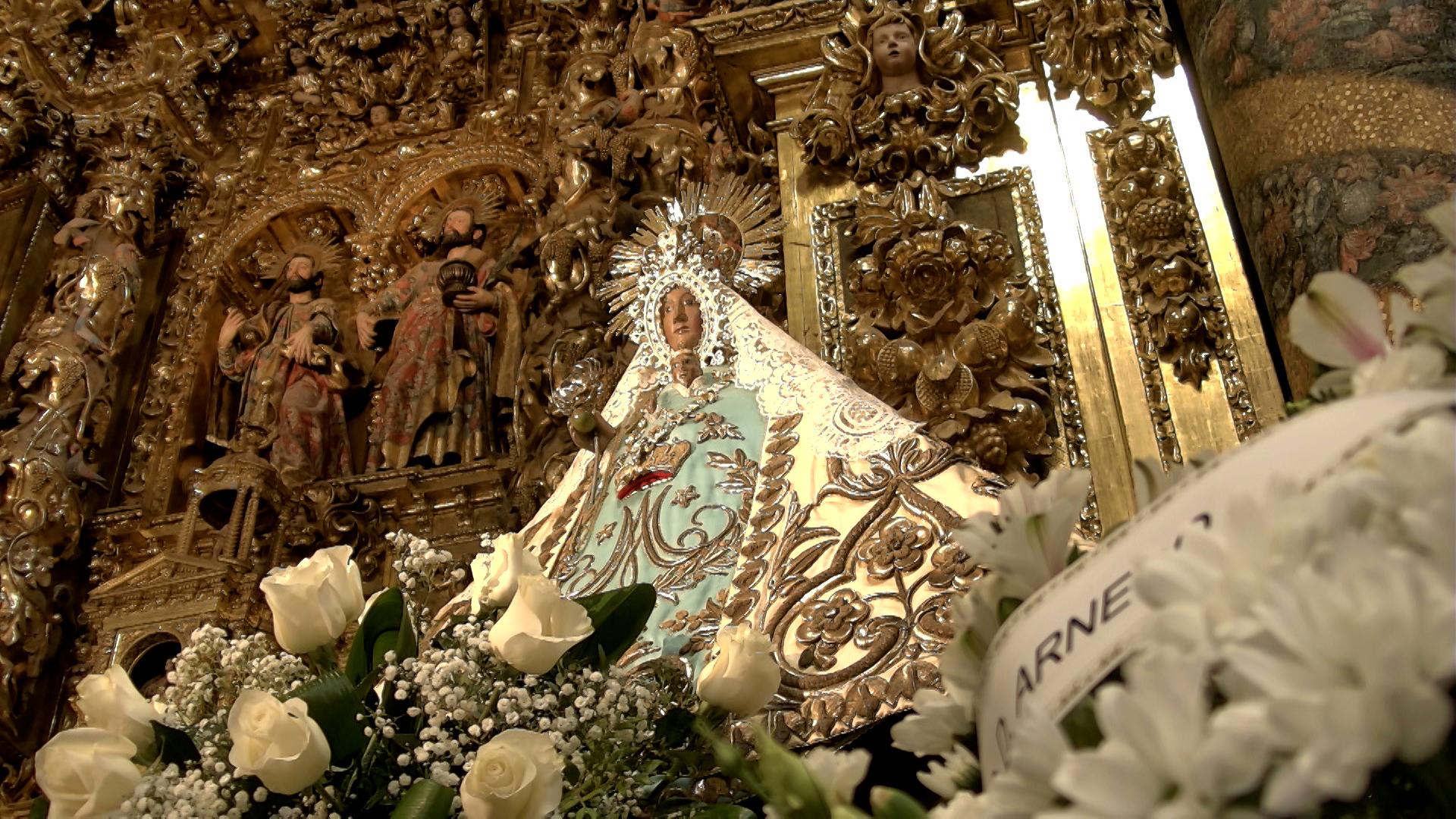 Virgen de Vico