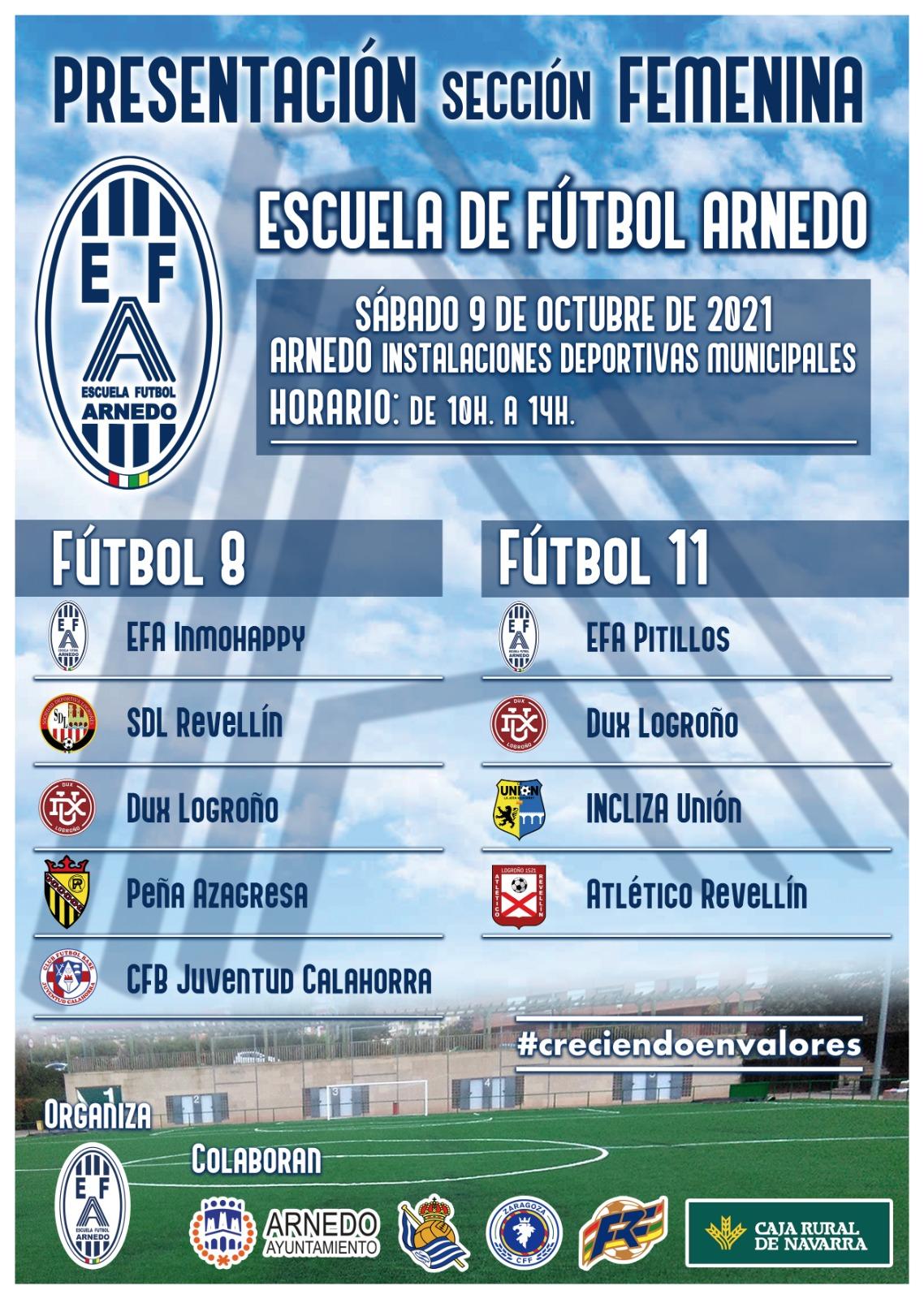 Escuela de Fútbol de Arnedo